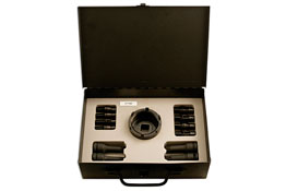 Eldon Tool and Engineering | 27100 | Wheel Bearing Extractor Set